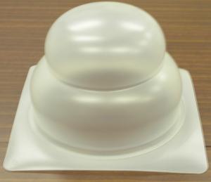 ポリプロピレン製鏡餅容器